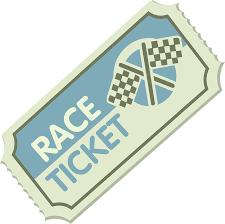 race ticket