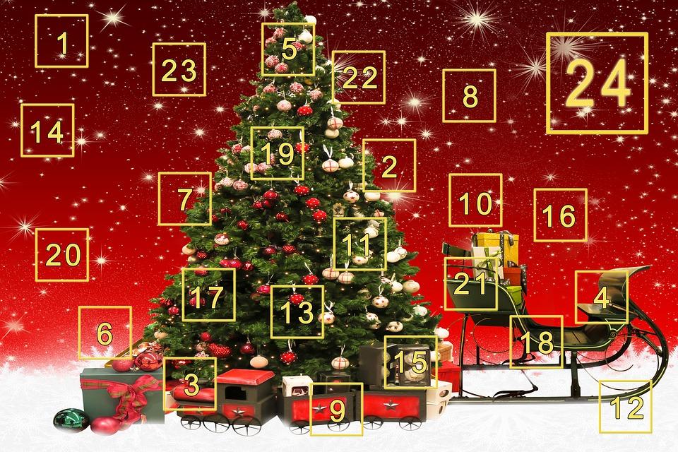 Bloggen 25 November Julafton tips , Mer bio den 29 Nov , Ökenrally , Julkalender, Grymma Vestfold