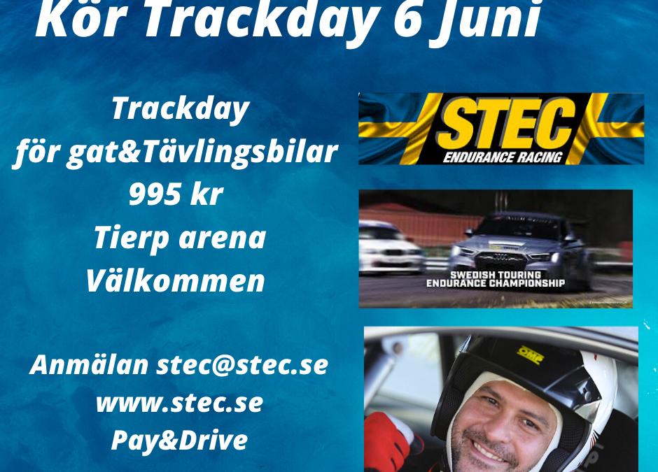 STEC Bloggen grym helg film , resultat och halvtidsvila 18 Maj  Extrainkallat Special race 6 Juni ???