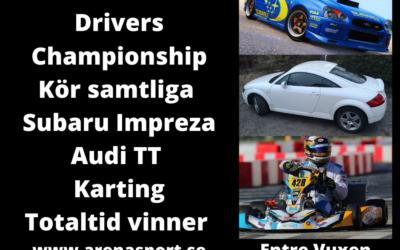 Bloggen 15 Juni SM – Rätten , Sommar racet , Utmaningen , Prova på verksamhet. Ledworks Sweden