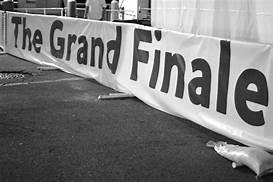 Måndagsblogg 21 September knappt 2 veckor till Grand Finale. All Info här .
