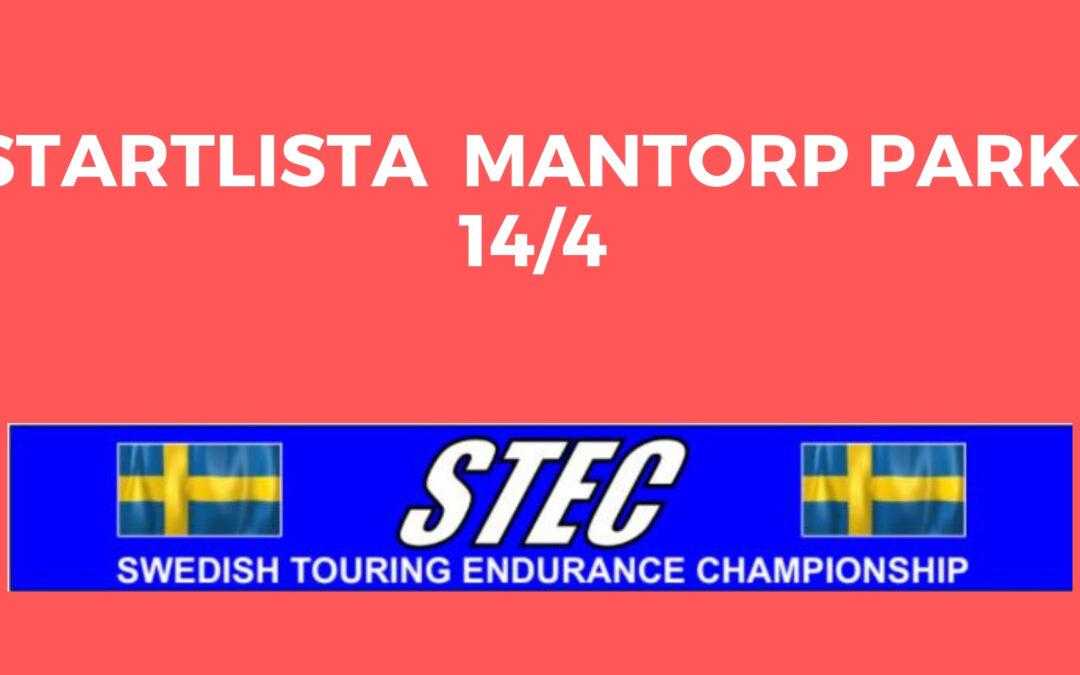 Härlig debut i Light och nu väntar Mantorp Park info och startlista