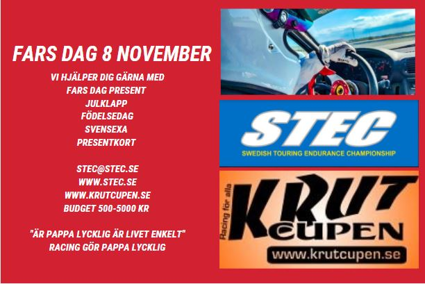 Bloggen 2 November. Racing Budget , Team Onze , Pay&Drive, Ny Klassponsor 2021.