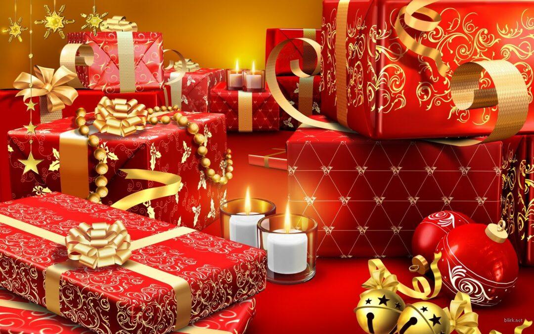 Julbloggen med  Julklappar samt Träningsdag,Licenskurs,Nya Team,