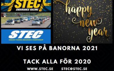 Bloggen Nyårshelgen, Promotionfilm , STEC Info , 7 race 2021,Teamkläder