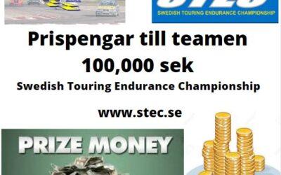 STEC Bloggen 7 December. Kval , Segerpengar 100,000kr  Tävlingsledare 2 och julklappstips