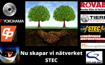 STEC Bloggen  10 Maj. Trackdays, Banderoller, Nytt Team , Info om tankning. Kanonbil Till salu