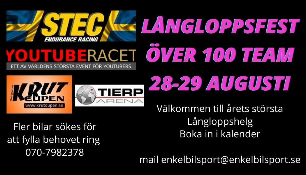 Bloggen 23 Augusti. Allt om Tierp Motorfestival , Enkät , Premiär.